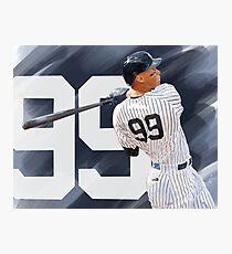 Aaron Judge Photographic Print