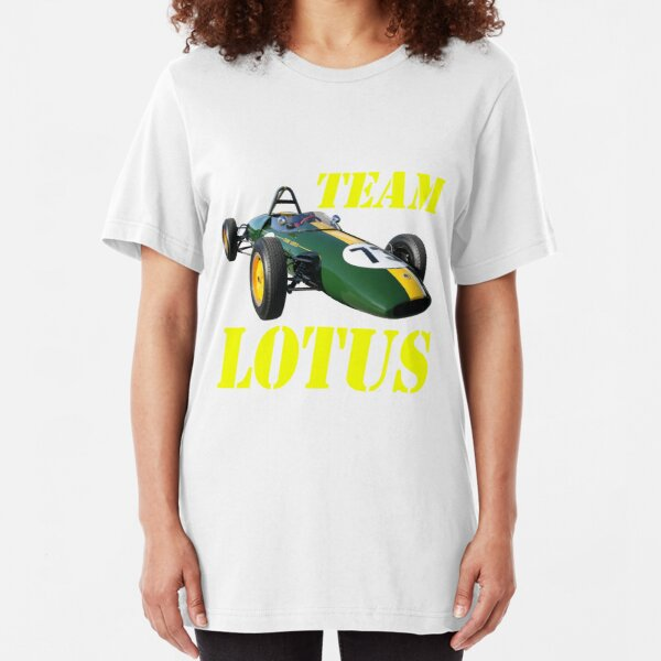 Team Lotus Slim Fit T-Shirt