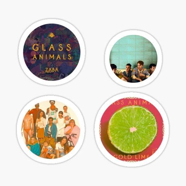 Glass Animals Sticker Pack Sticker
