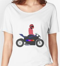 Frank Ocean Blond Motorcycle Women's Relaxed Fit T-Shirt