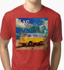 Kombi of Summer 72' Tri-blend T-Shirt