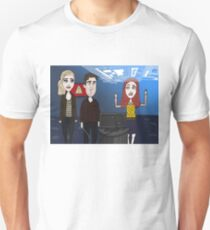Librarians and the Magic Computer Unisex T-Shirt