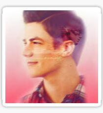 Barry Allen/Flash sticker Sticker
