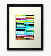 Linking Framed Print