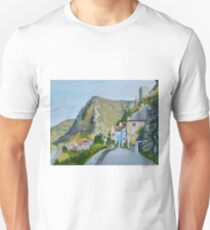 Dürnstein on the Danube in Austria Unisex T-Shirt