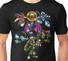 Megaman- Gun's N Roses Unisex T-Shirt