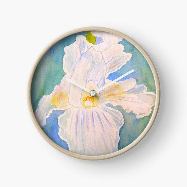 Immortality Iris Clock
