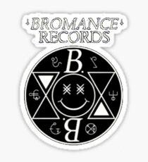bromance recordings Sticker