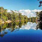 Jim Jim Creek - Kakadu National Park, Australia by Lexa Harpell