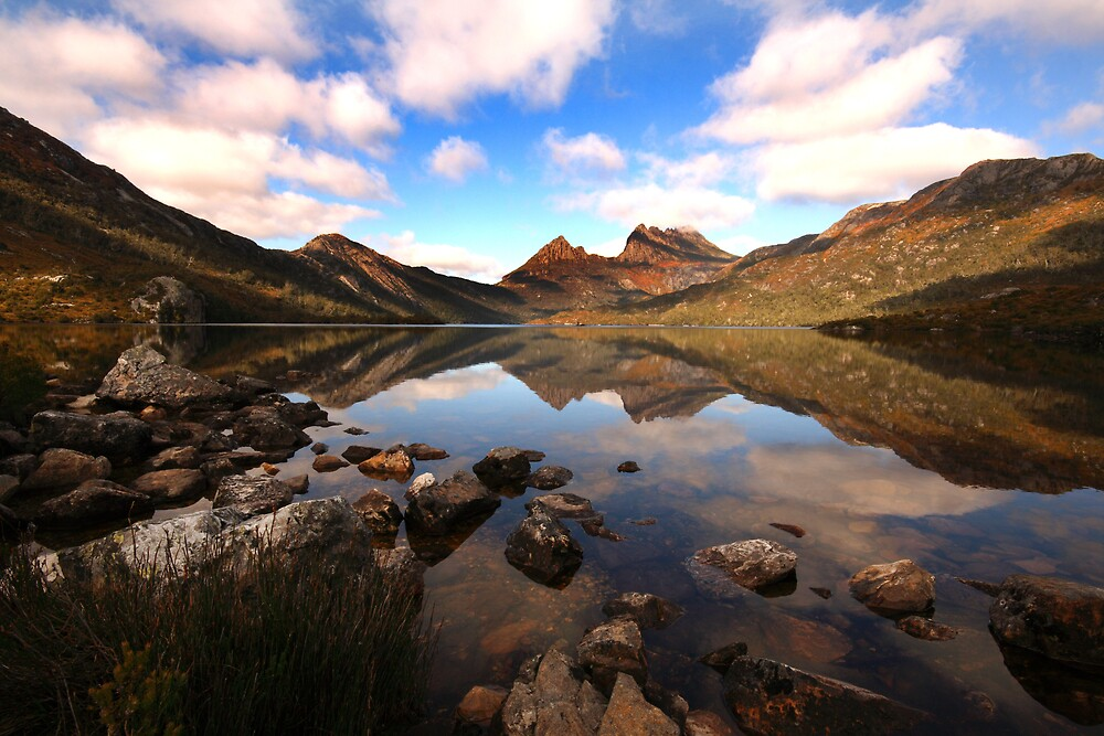 Cradle Mountain by dominic146