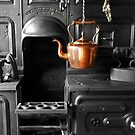 Bright Copper Kettle by Yampimon