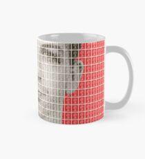 Lee Harvey Oswald Mug Shot - Red Mug