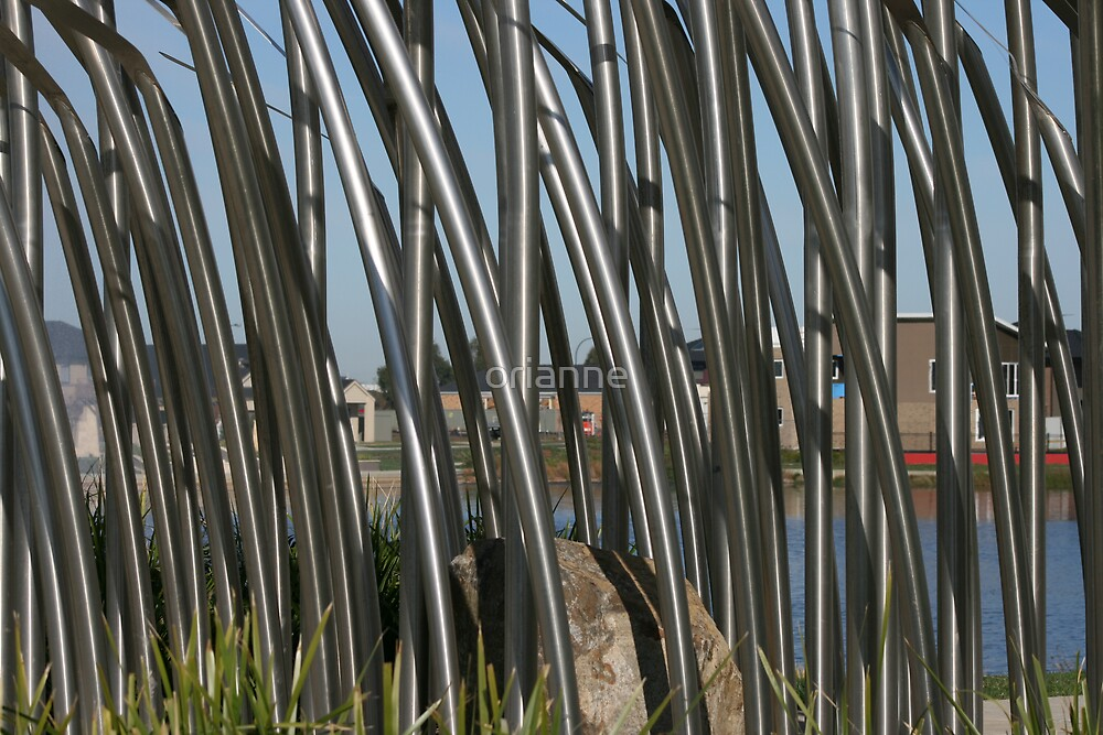 Metal View by orianne