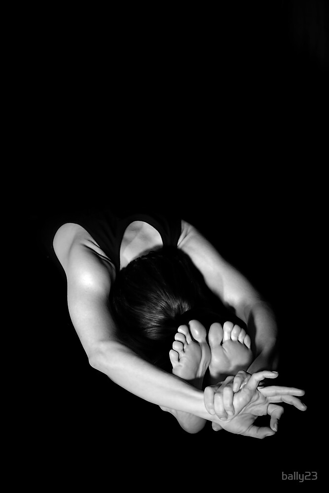 Yoga by bally23