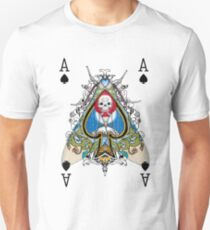 Cryptic Cards: Ace of Spades T-Shirt