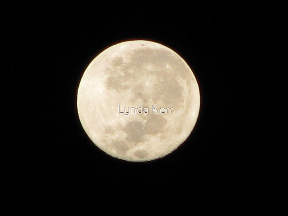 Moon in Taurus by Lynda Kerr