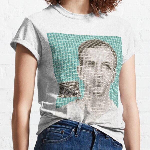 Lee Harvey Oswald Mug Shot – Blue Classic T-Shirt