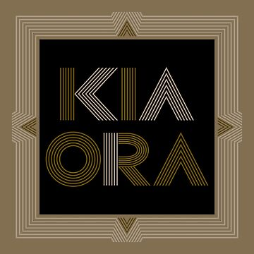 Kia Ora, a Maori language greeting from New Zealand by yolan