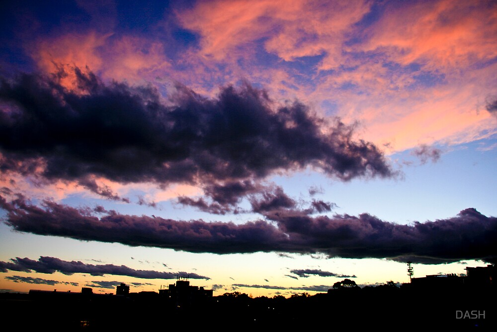 Clouds by DASH