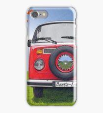 Vw Camper Focus iPhone Case/Skin