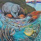 Maria Island 4 by SnakeArtist