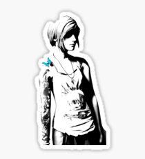 Chloe Price - Transparent - Life is Strange Sticker