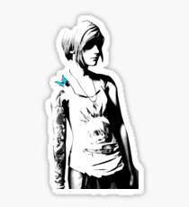 Chloe Price - Transparent - Life is Strange Sticker