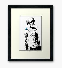 Chloe Price - Transparent - Life is Strange Framed Print