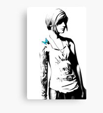 Chloe Price - Transparent - Life is Strange Canvas Print