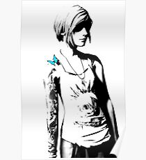Chloe Price - Transparent - Life is Strange Poster