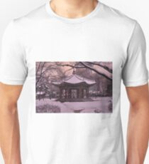 Tapgol Park in the Snow-Polarizer T-Shirt