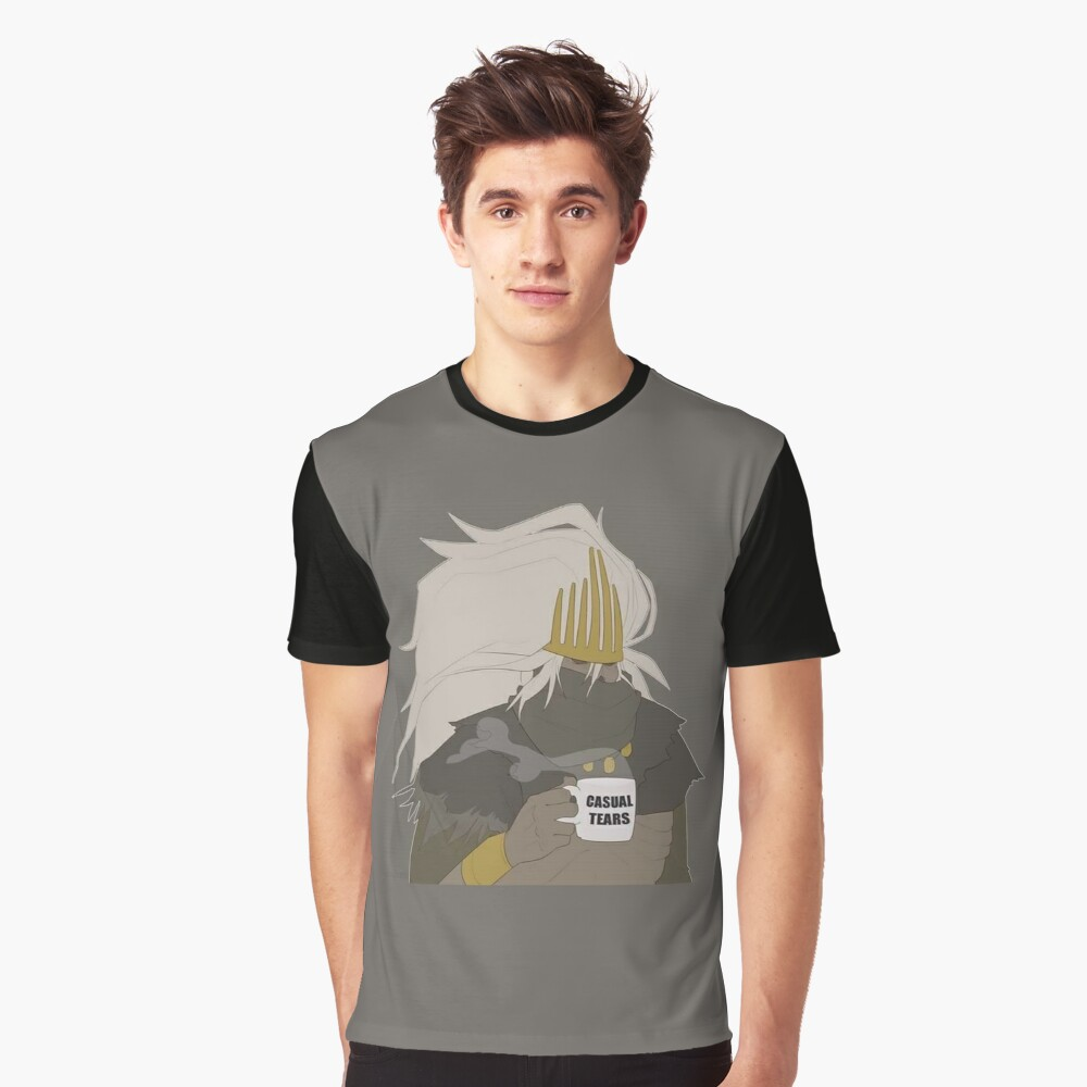 Casual Tears......Many Casual Tears Graphic T-Shirt