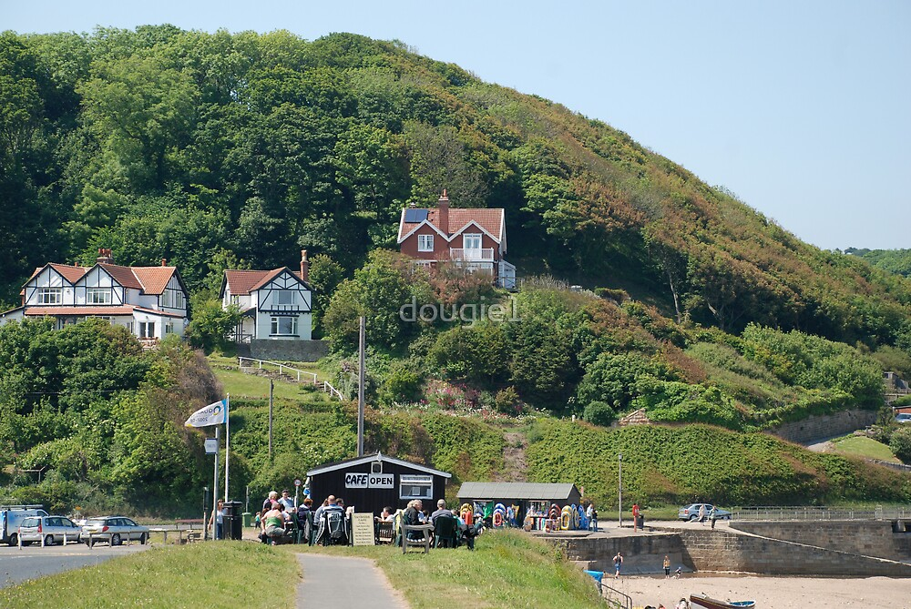 another view of sandsend by dougie1