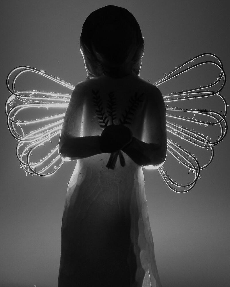 Heavenly Angel by rozi