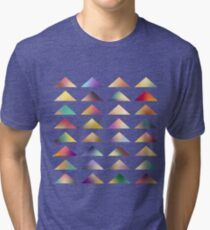Gradients Tri-blend T-Shirt
