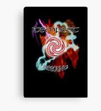 Guild Wars 2 - Tempest_Elementalist Canvas Print