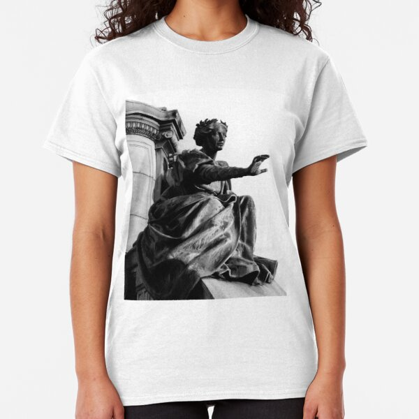 Statuesque - Auld Aether Reekie Classic T-Shirt