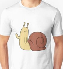 Adventure Time! Waving Snail T-Shirt