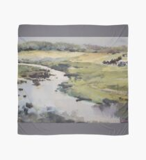 Landscape after the rain Scarf
