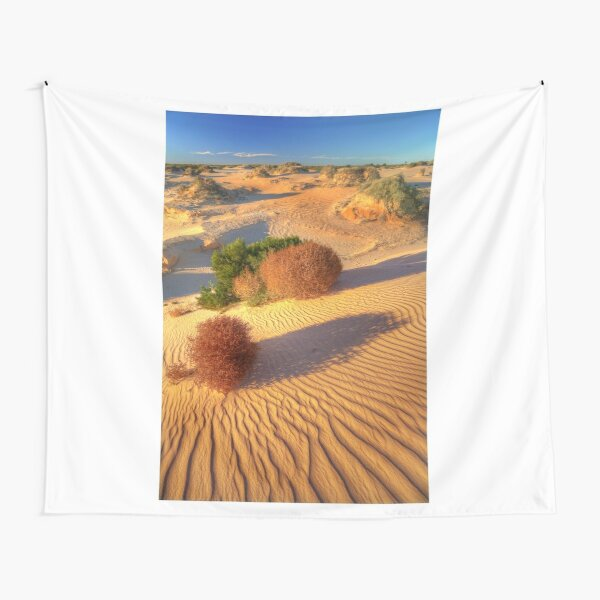 Mungo landscape Tapestry