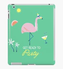 Get ready to party Coque et skin iPad