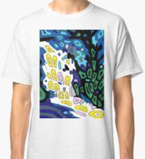 Abstract landscape (Westerwald) 11 by Susanne Schwarz (July 2017) Classic T-Shirt