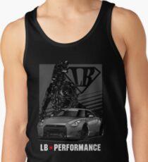 GTR R35 LB Performance Tank Top