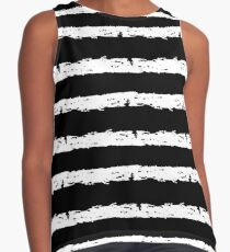 Black and White pattern 3 Contrast Tank
