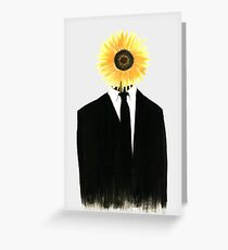 Everything is Illuminated Greeting Card