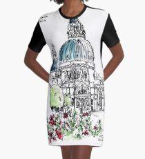 Santa Maria della Salute Graphic T-Shirt Dress