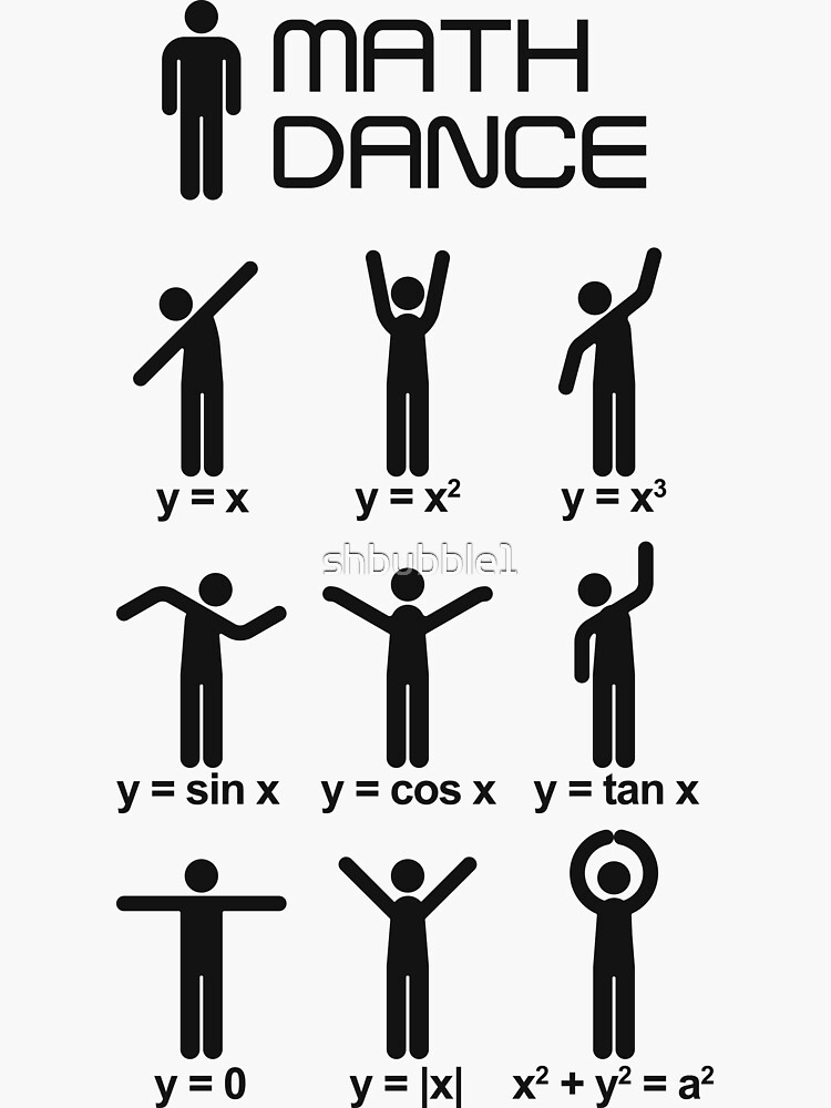 Math dance! by shbubble1