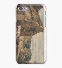 Cottage near Newcastle Northumberland 1797 Thomas Girtin iPhone Case/Skin
