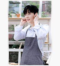 Wanna One (워너원) - Hwang Minhyun (황민현) Poster