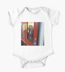 Rowan was on the Tube in March Kids Clothes